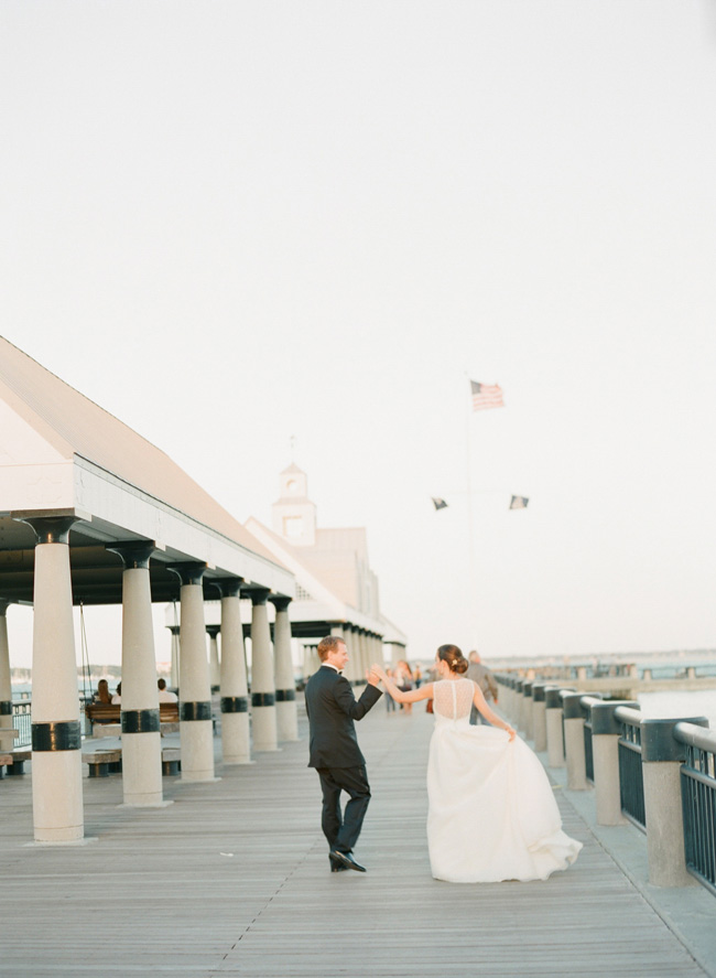 charleston waterfront wedding